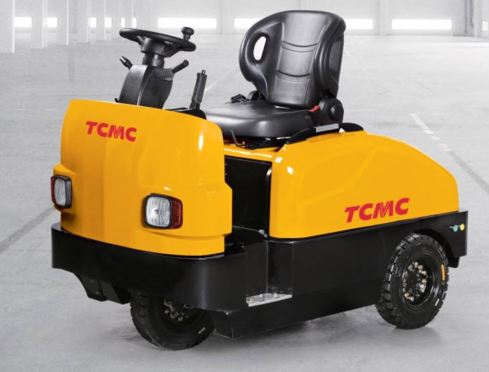 TRS30T-ES/TRS60T-ES Towing Tractor (Sit-on)